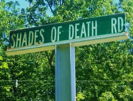 Shades of Death Dr.