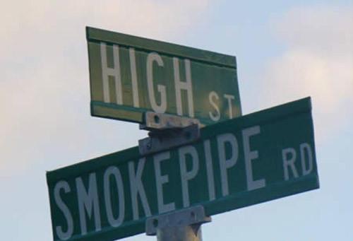 High St./Smokepipe Rd.