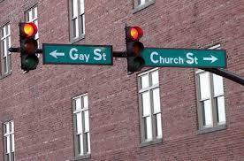 Gay St./Church St.