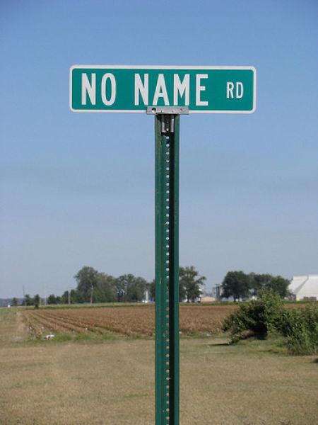 No Name Rd.