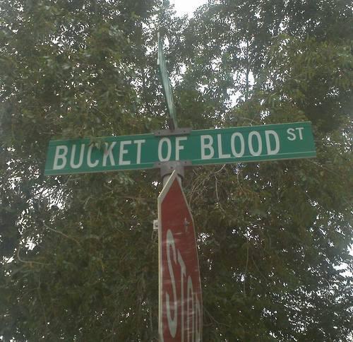 Bucket of Blood St.