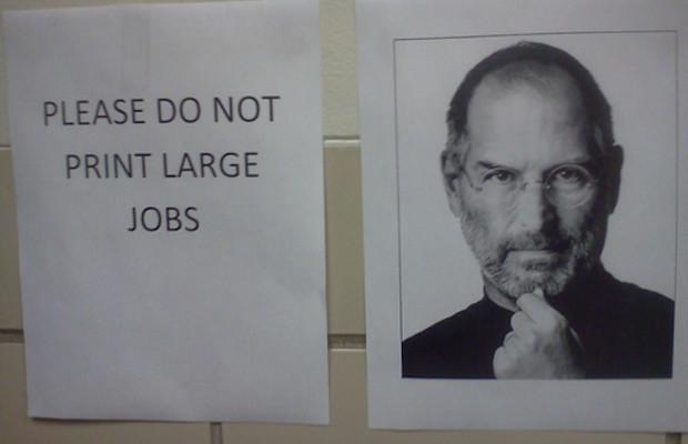 Print Jobs