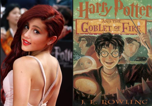She Loves Harry Potter