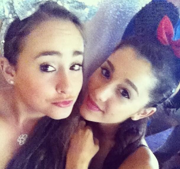 Her Best Friend is Alexia Luria