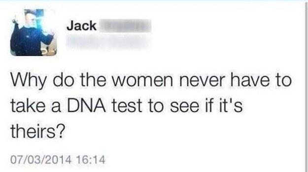 Maternity Testing