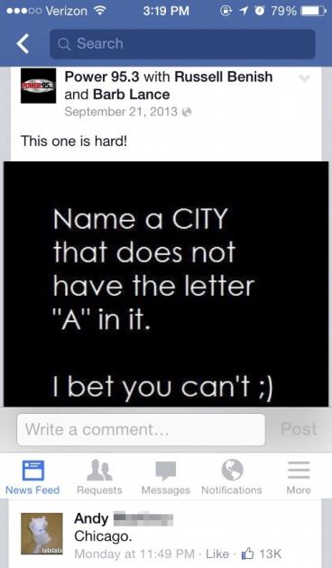 Alphabet Attack!