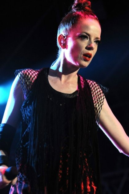 Shirley Manson Was...