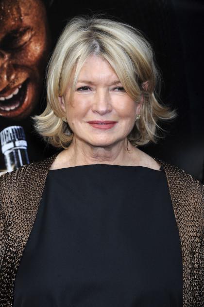 Martha Stewart In Nyc
