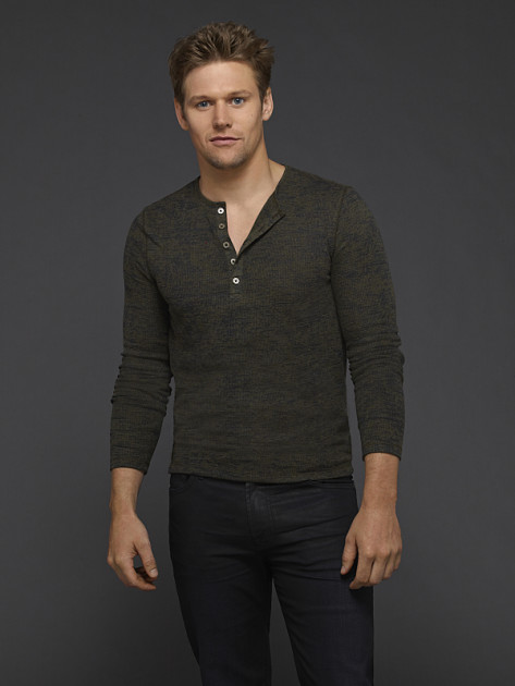 Zach Roerig Promo Pic