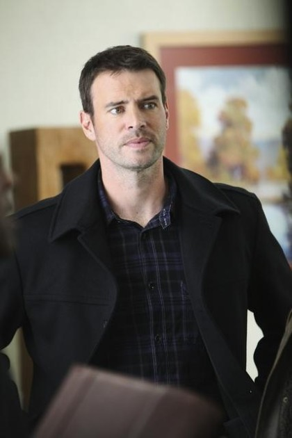 Scott Foley on Grey's Anatomy