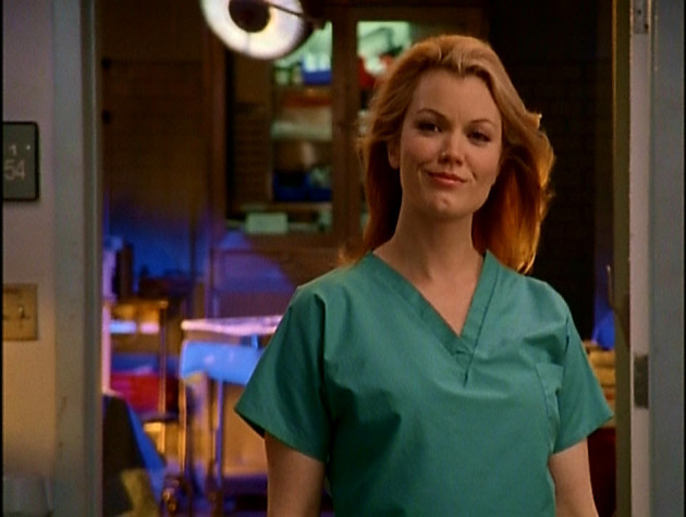 Bellamy Young on Scrubs