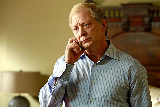Jeff Perry on Scandal