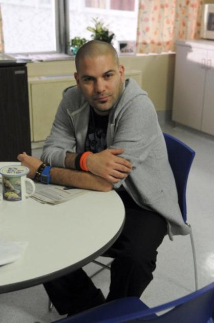 Guillermo Diaz in Mercy