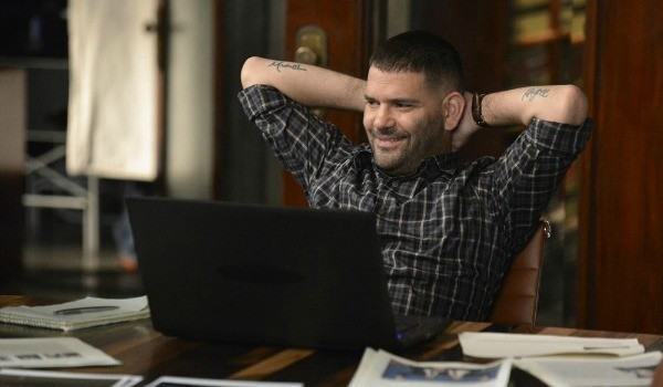Guillermo Diaz on Scandal