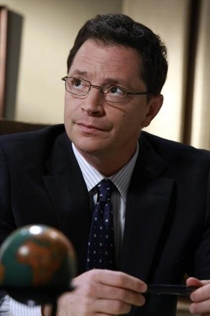 Joshua Malina on Scandal
