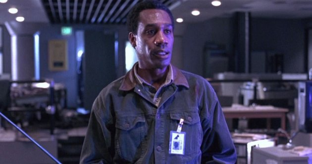 Joe Morton in Terminator 2: Judgment Day