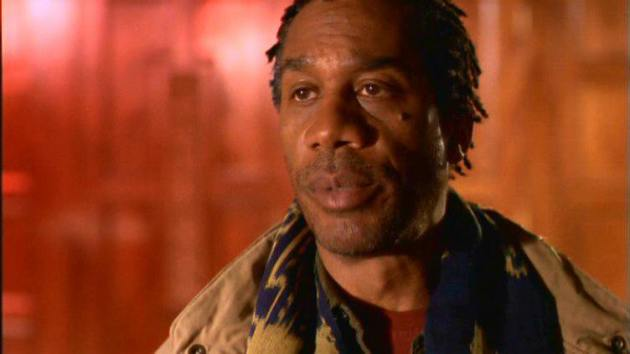 Joe Morton on Smallville