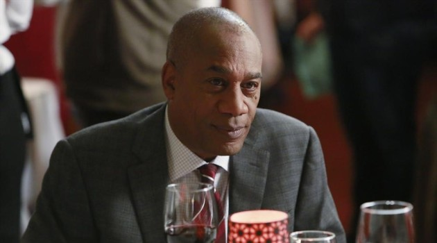 Joe Morton on Scandal