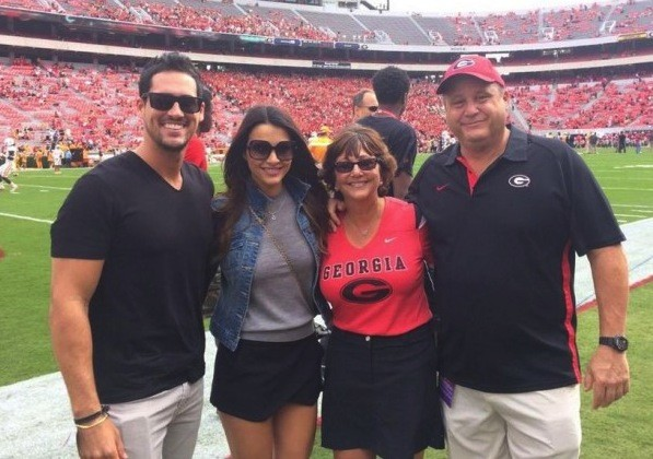 Andi Dorfman, Josh Murray, Parents