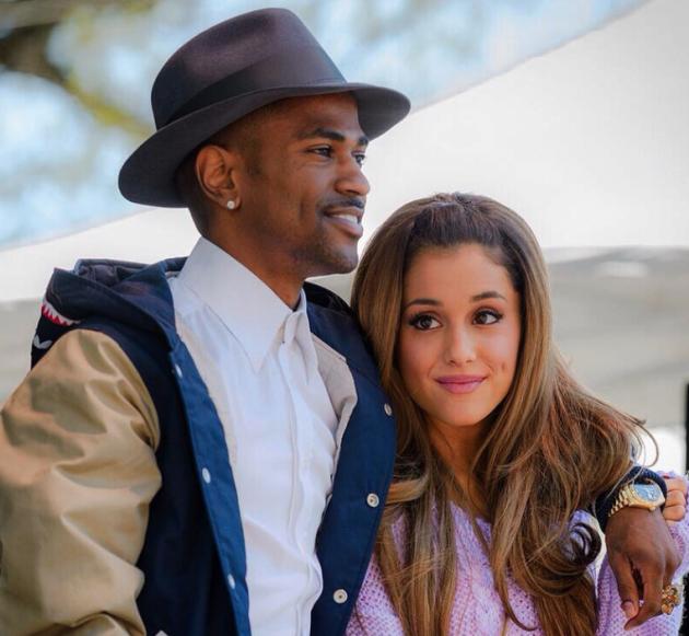 Ariana Grande with Big Sean