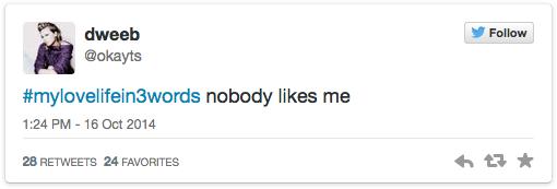 Nobody Likes Me