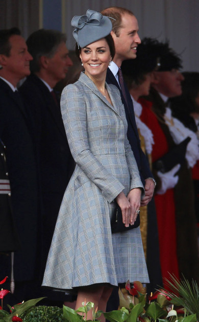 Kate Middleton Smiling Again
