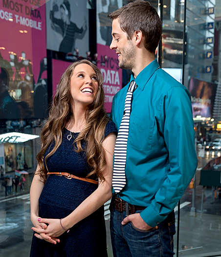 Jill Duggar Baby Bump: eighteen Weeks!