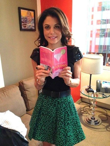 Tiny Bethenny Frankel