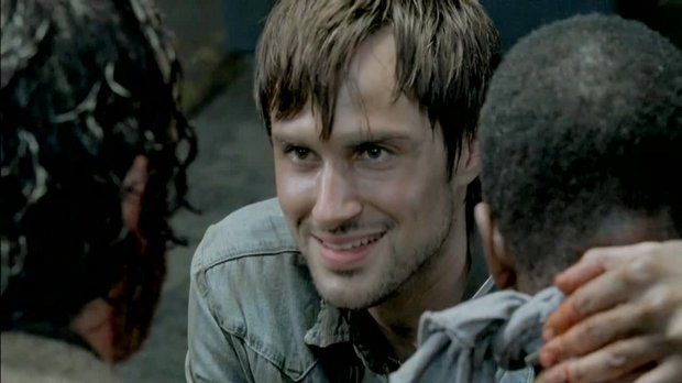 Gareth - The Walking Dead