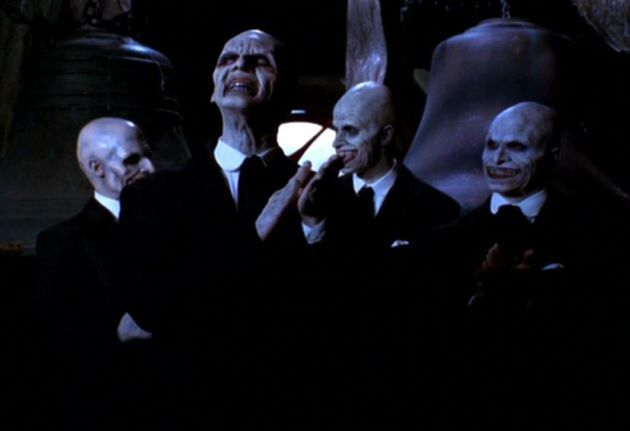 The Gentlemen - Buffy the Vampire Slayer