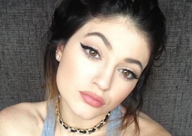 Kylie Jenner's Plump Lips