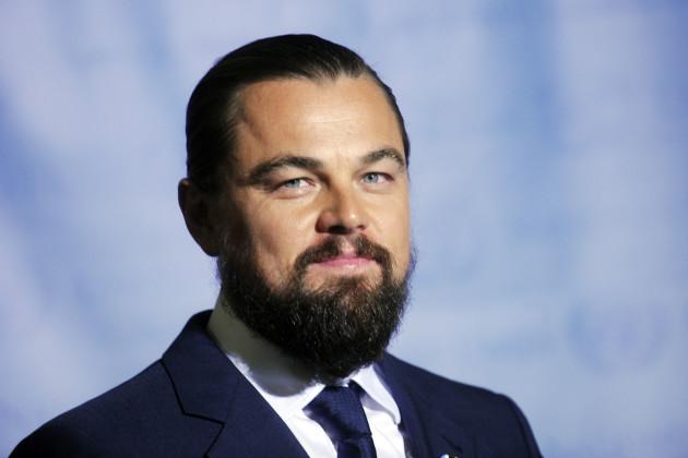 Handsome Leonardo DiCaprio