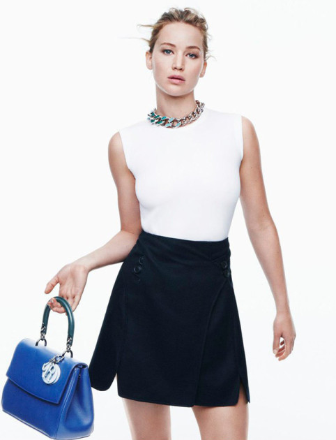 Jennifer Lawrence For Dior (New)