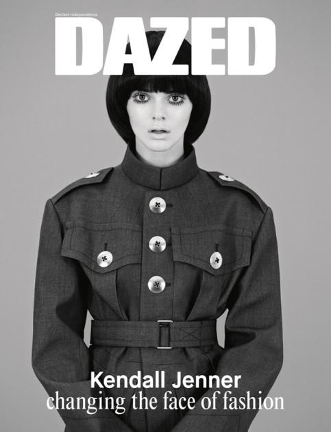 Kendall Jenner for Dazed