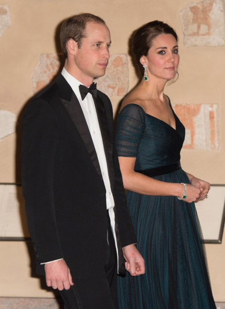 Kate Middleton and Prince William in NYC