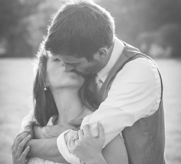 Derick Dillard, Jill Duggar Wedding Pic