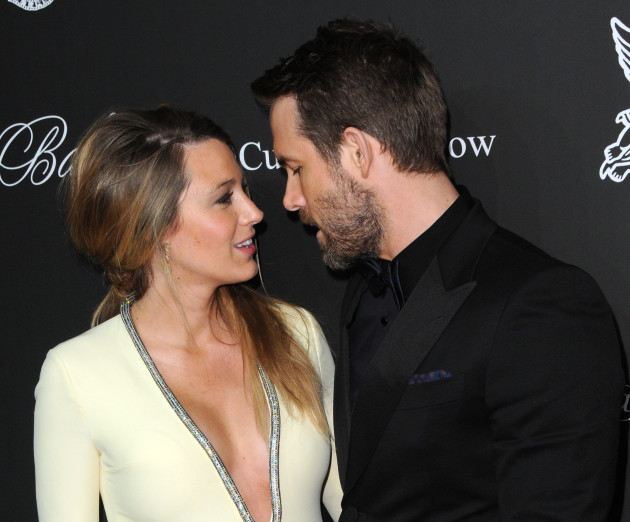 BlakeLively and Ryan Reynolds