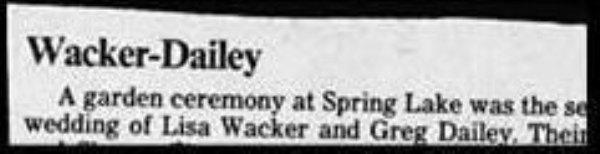 Wacker Dailey