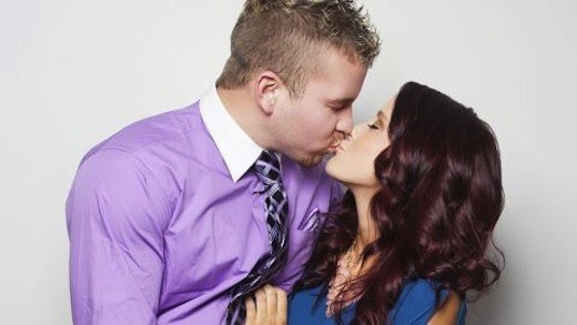 Jenelle Evans, Nathan Griffith Kiss