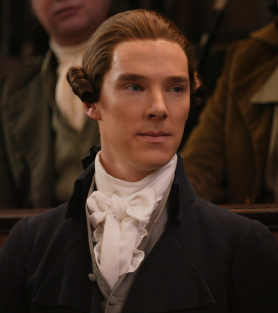 Benedict Cumberbatch: Amazing Grace