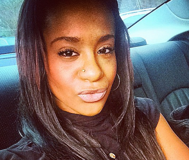 Bobbi Kristina Brown Close-Up