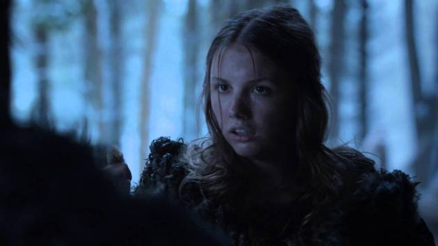 Hannah Murray as Gilly