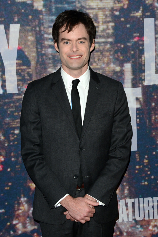 Bill Hader at SNL 40