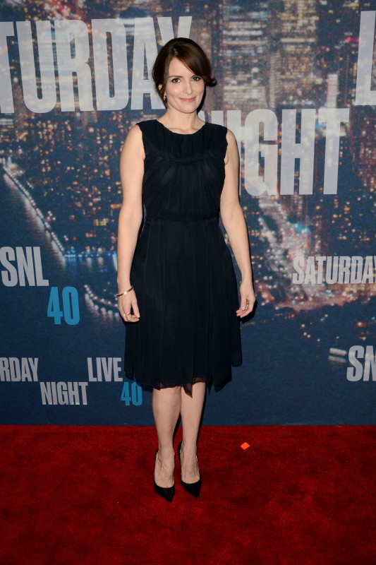 Tina Fey at SNL 40