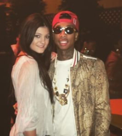 Kylie Jenner and Tyga: So Young!