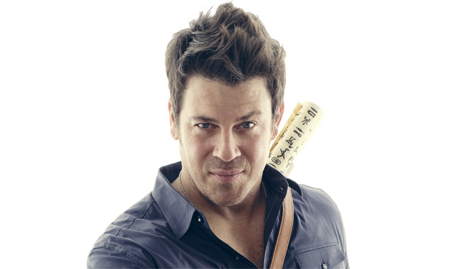 Christian Kane (The Librarians)
