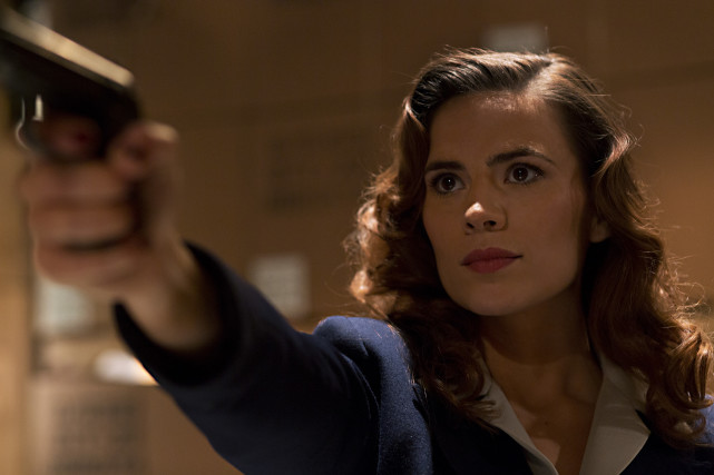 Hayley Atwell (Marvel's Agent Carter)