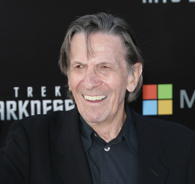 Rest in Peace, Leonard Nimoy