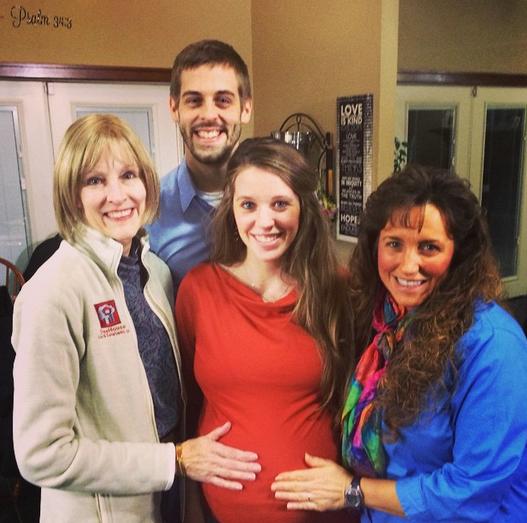 Jill Duggar Baby Bump Grandmas To Be