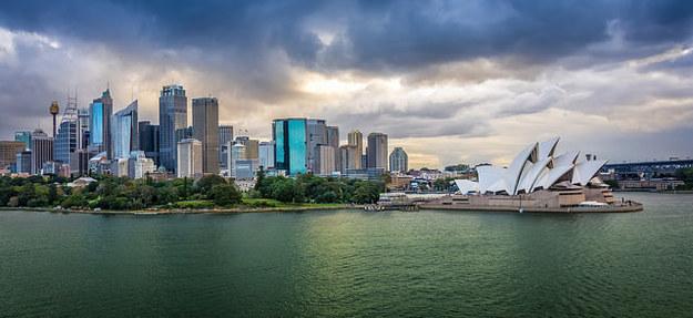 The Sydney Opera House!